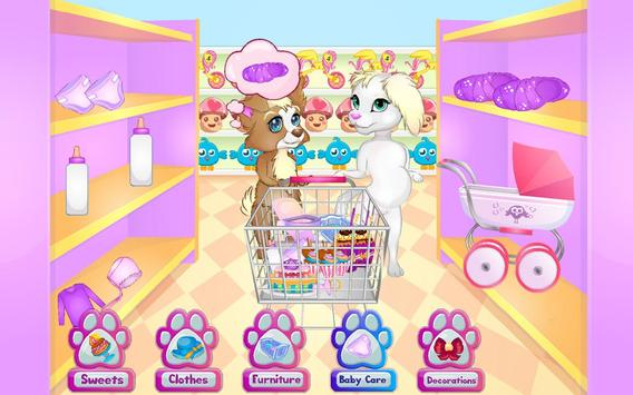 Party for Pregnant Doggy apk screenshot