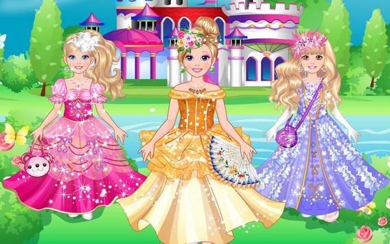Flower Girl for Cinderella screenshot 1
