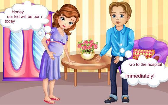 How Baby Was Born 40 Years Ago apk screenshot