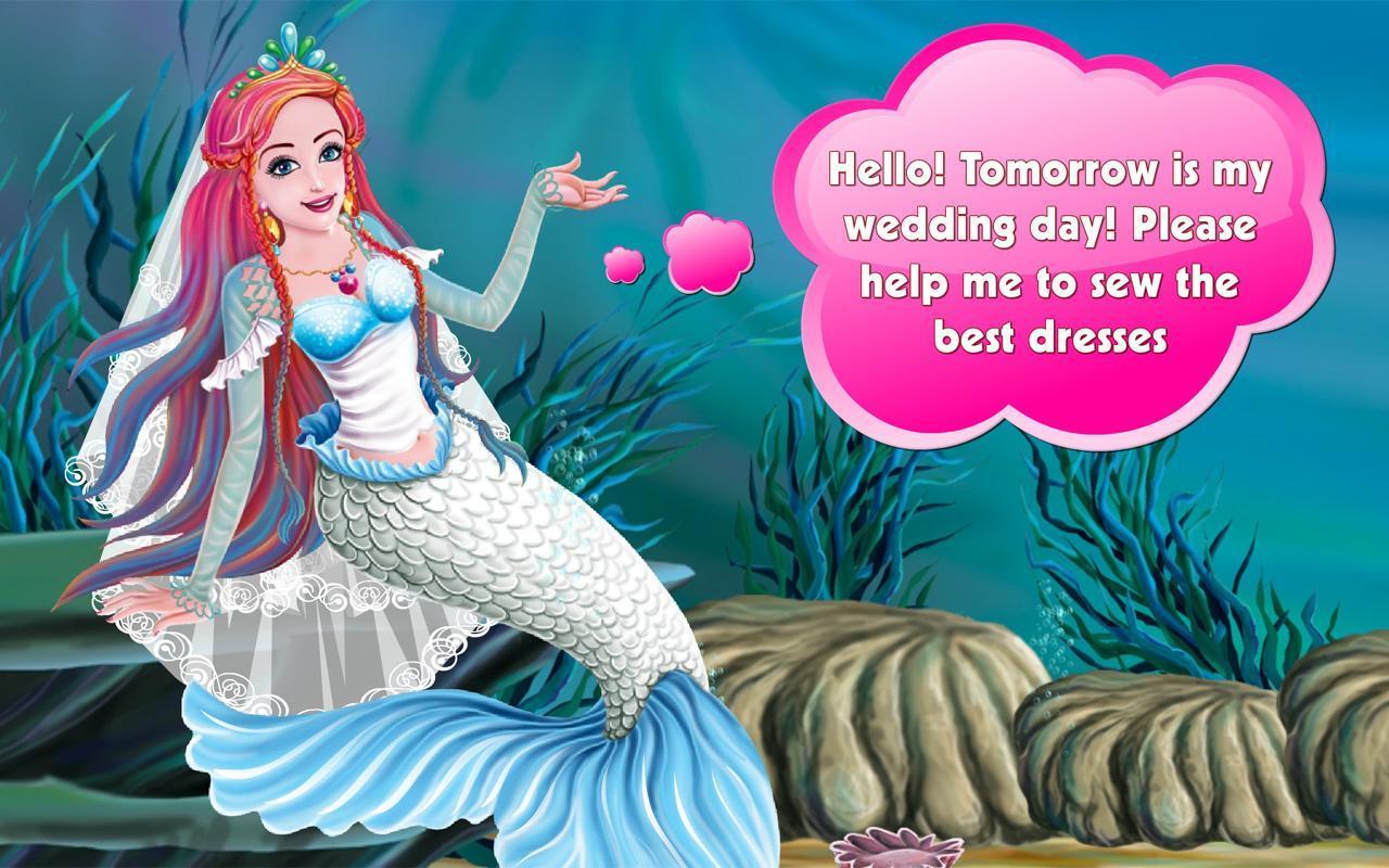 Mermaid Vestidos para Boda Descarga APK - Gratis Educativos Juego ...