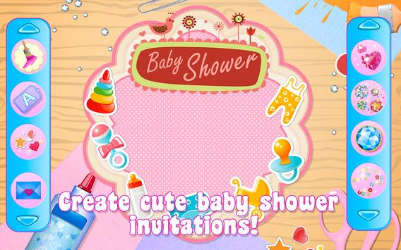 Baby Shower Pregnant Party apk screenshot