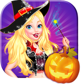 Halloween PJ Party Makeover icon
