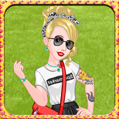 Awesome Princess Hipsters icon