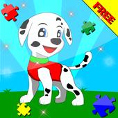 Jigsaw Puzzle Animal Cartoon Kids icon