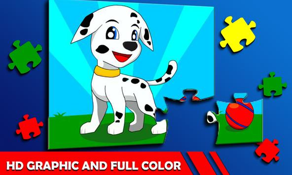 Jigsaw Puzzle Animal Cartoon Kids screenshot 6