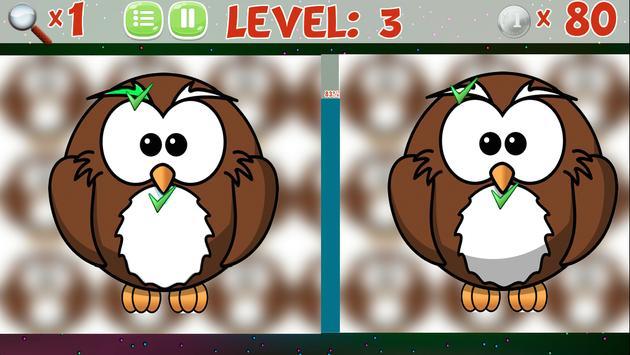 Guess & spot hidden difference screenshot 10