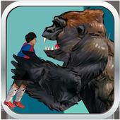 Icona Big Bad Ape