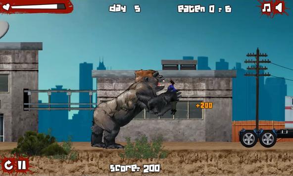 Poster Big Bad Ape