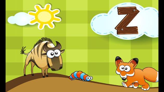 ABC de los animalitos apk screenshot