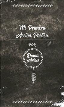Mi Primera Acción Poética poster