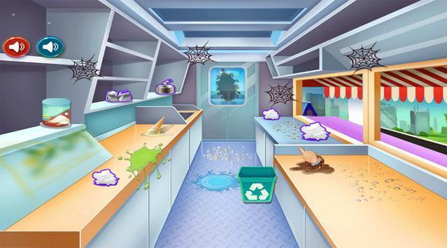My Ice Cream Truck Cooking - Free Game screenshot 1