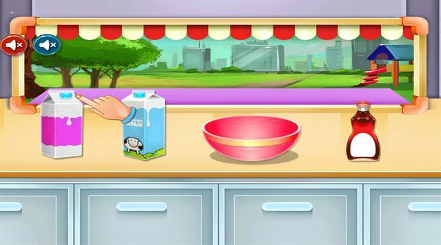 My Ice Cream Truck Cooking - Free Game screenshot 2