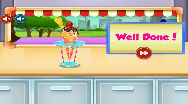 My Ice Cream Truck Cooking - Free Game screenshot 4