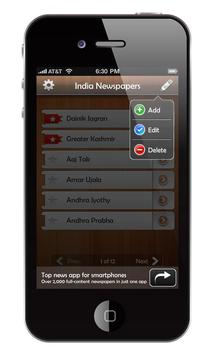 India Newspapers. apk screenshot