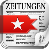 Schweiz Zeitungen icon