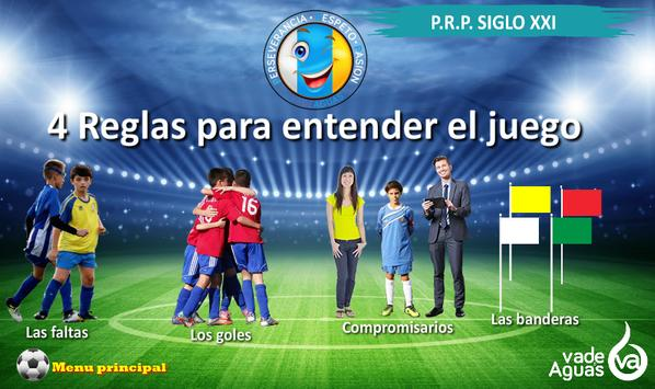 Fútbol Base P.R.P. screenshot 2