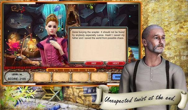 Death Mountain - Hidden Object apk screenshot