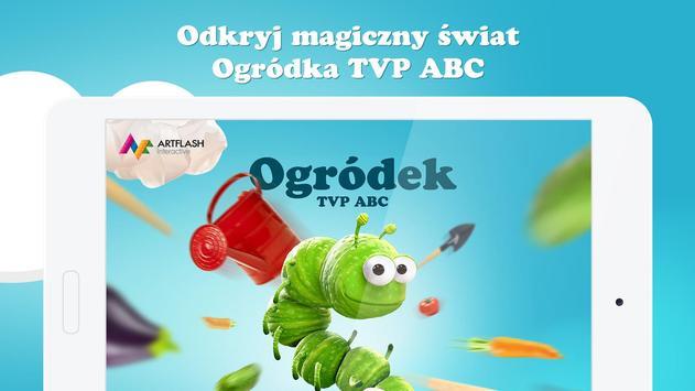 Ogródek TVP ABC poster