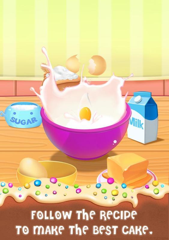 Maestro de Pastel - Diseño y Recetas de Cocina for Android - APK ...