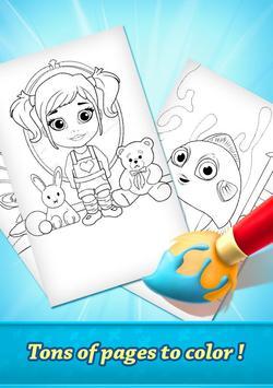 Coloring Book screenshot 12