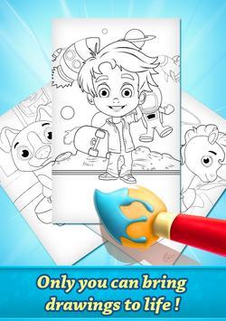 Coloring Book screenshot 8