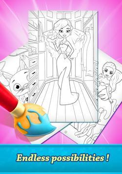 Coloring Book screenshot 9