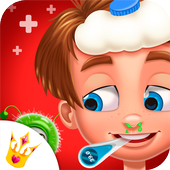 Flu Doctor Medicine - Crazy Hospital  Game icon