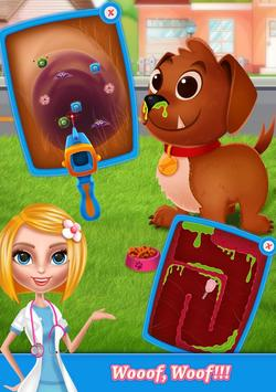 Flu Doctor Medicine - Crazy Hospital  Game apk screenshot