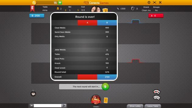 Burraco apk screenshot