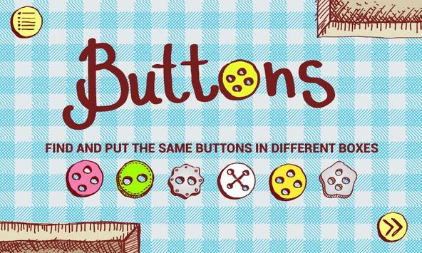 Buttons to box poster