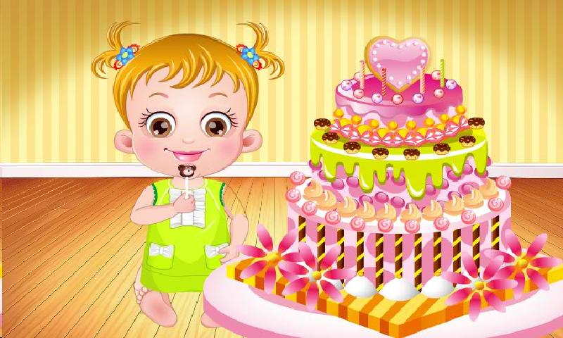Surprising Baby Hazel Sofia Birthday Cake For Android Apk Download Birthday Cards Printable Benkemecafe Filternl