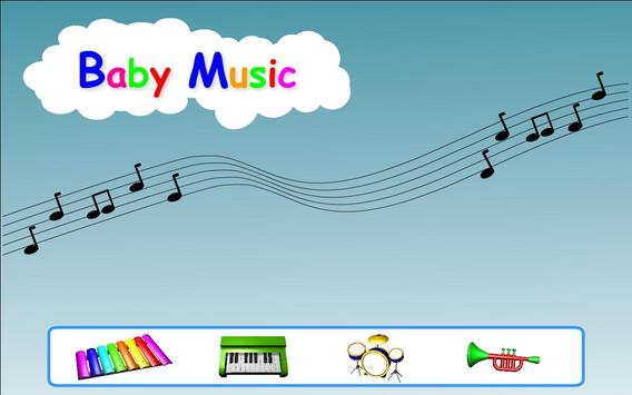 Baby Music Free poster
