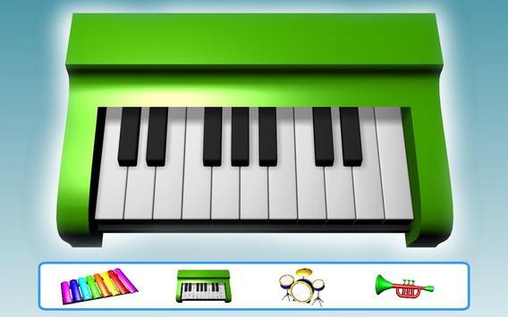 Baby Music Free apk screenshot