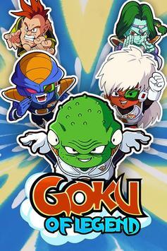 Goku Legend poster