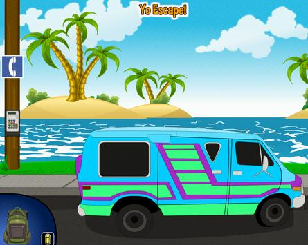 Yo Escape Beach apk screenshot