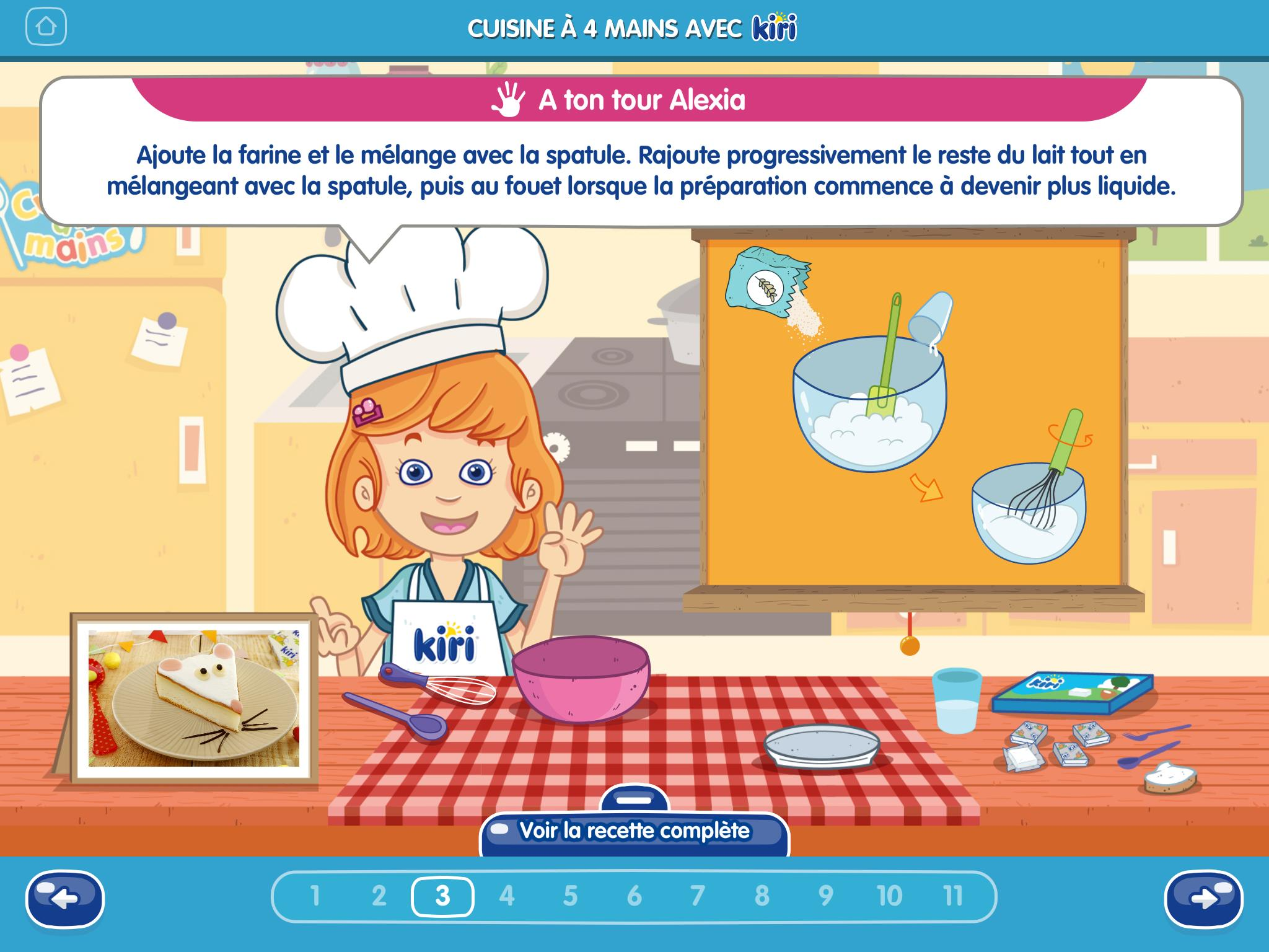Kiri Cuisine A 4 Mains For Android Apk Download