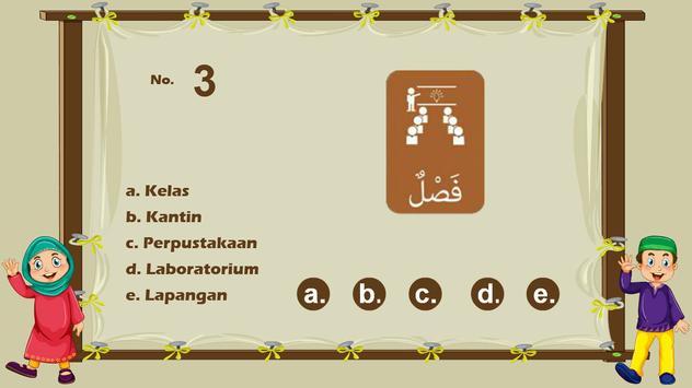 Bahasa Arab Anak apk screenshot