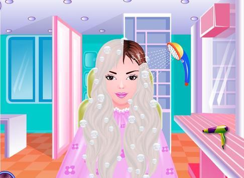 Free Girls Game Hair Salon screenshot 9