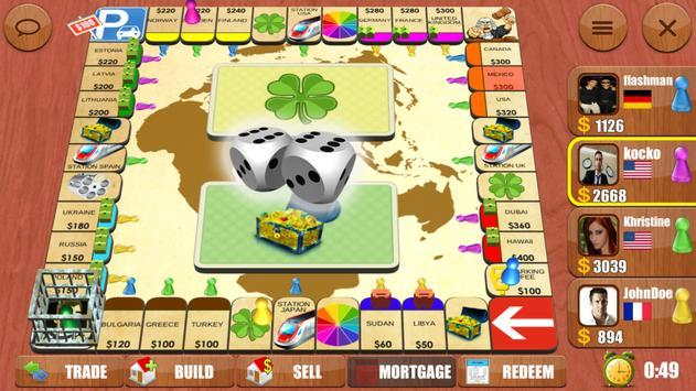 Rento - एकाधिकार खेल apk स्क्रीनशॉट