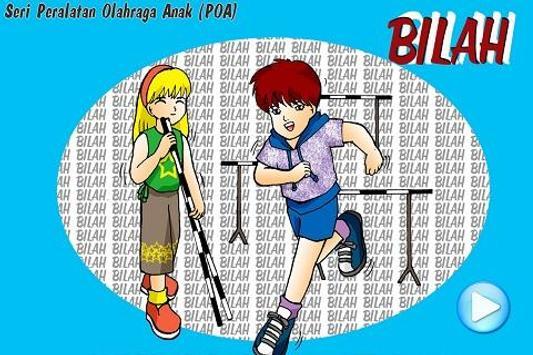 POA Bilah poster