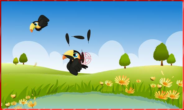 Shooting game - Bird shooting screenshot 2
