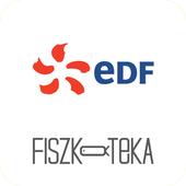 Fiszkoteka EDF icon