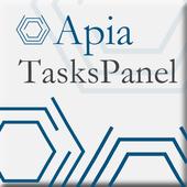 ApiaTasksPanel icon