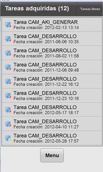ApiaTasksPanel apk screenshot