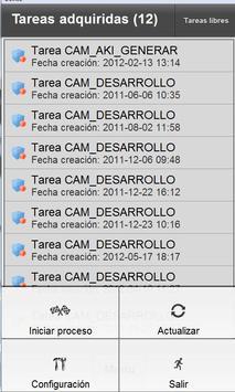 ApiaTasksPanel screenshot 2