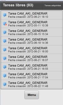 ApiaTasksPanel screenshot 4