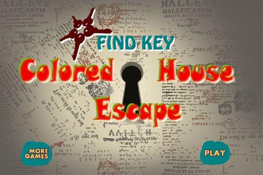 ColoredHouseEscape apk screenshot