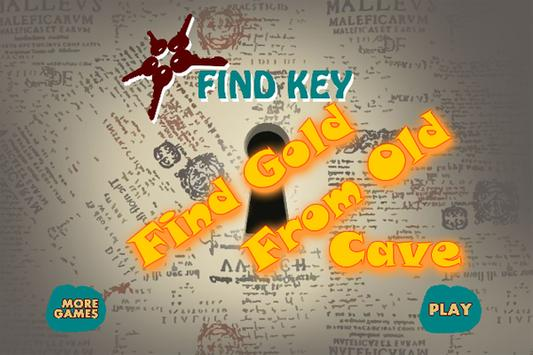 FindGoldFromOldCave apk screenshot