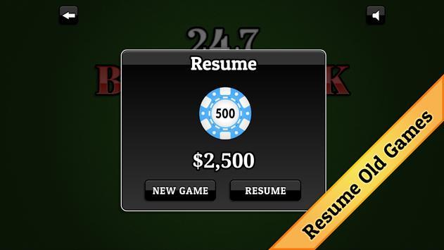247 Blackjack screenshot 4