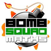 Bomb Squad Maths icon